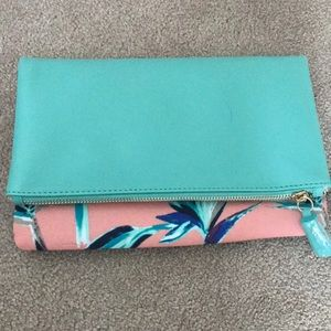 Rachel Pally clutch from fabfitfun